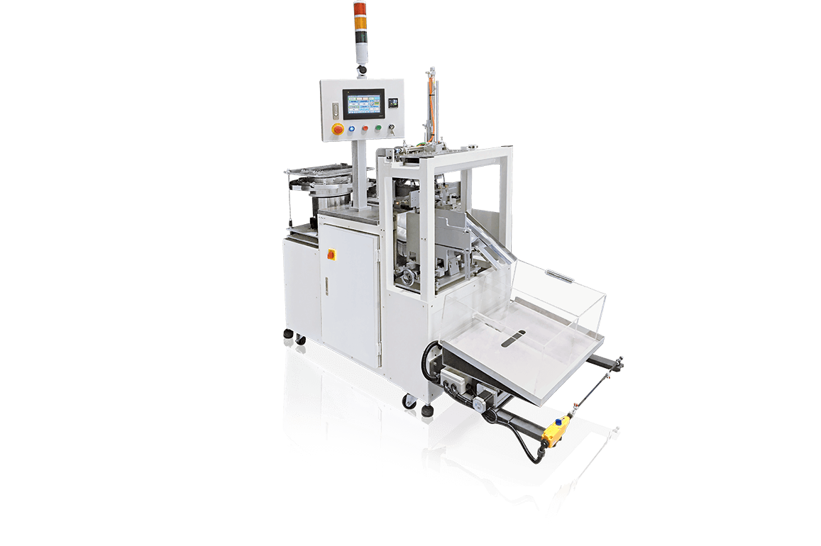 Automatic Valve Sealing Machine